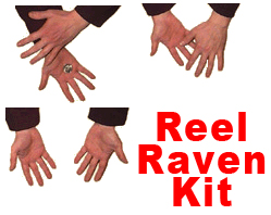 Reel Raven Kit w/ DVD, Deluxe