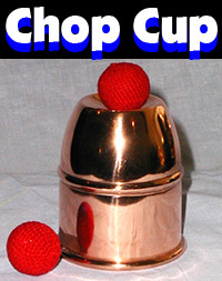 Chop Cup - Copper, Bazar