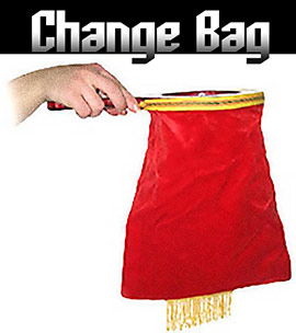 Change Bag - Repeat, Red Euro
