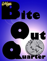 Bite Out Quarter - Tight Cut - Royal