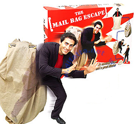 Mail Bag Escape w/ Bar - Boxed
