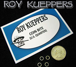 Bite Out Quarter - Kueppers
