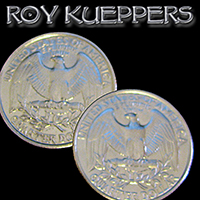 Double Sided Coin - Quarter - Tail - Kueppers