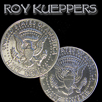 Double Sided Coin - HALF Dollar - Tail - Kueppers