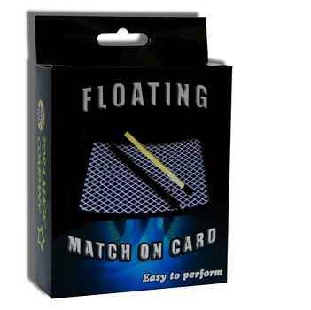 Floating Match on Card - Tora