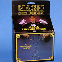 Linking Rings - 4 inch