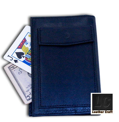 Card to Wallet - Easy Load Jacket, Leather Craft