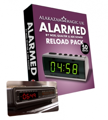 Alarmed Reload Pack - Alak.
