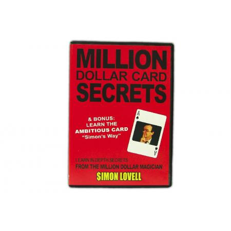 Million Dollar Card Secrets Card Tricks by MAGIC MAKERS
