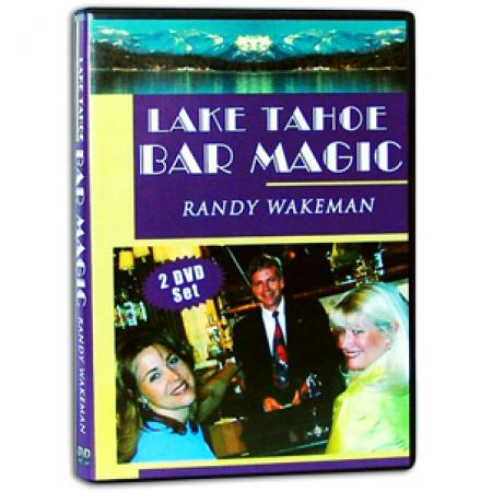 Lake Tahoe Bar Magic