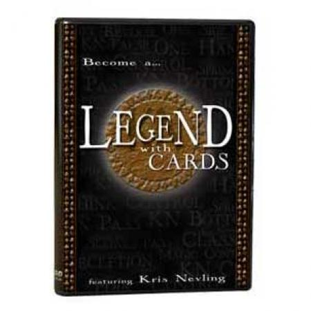 15 CARD TRICK MOVES - LEGEND WITH CARDS