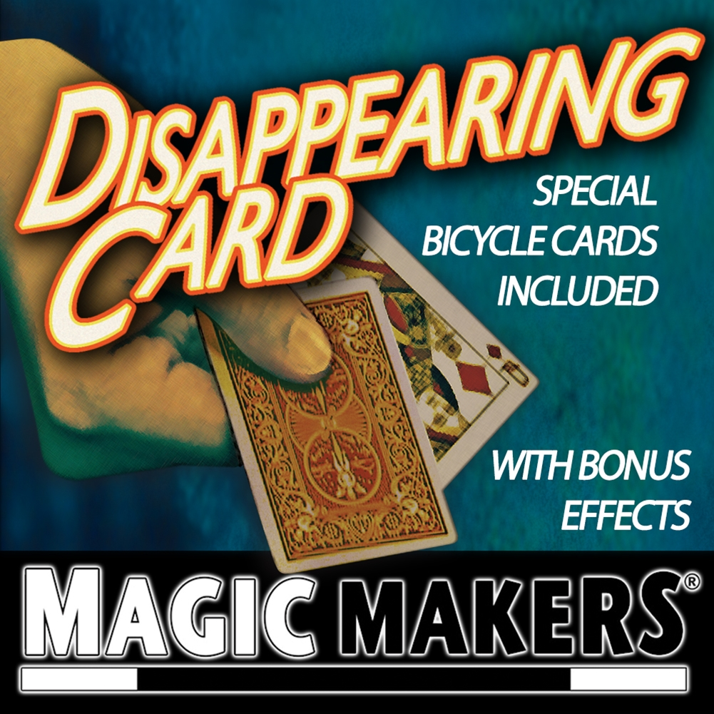 The Disappearing Card Dozen Price