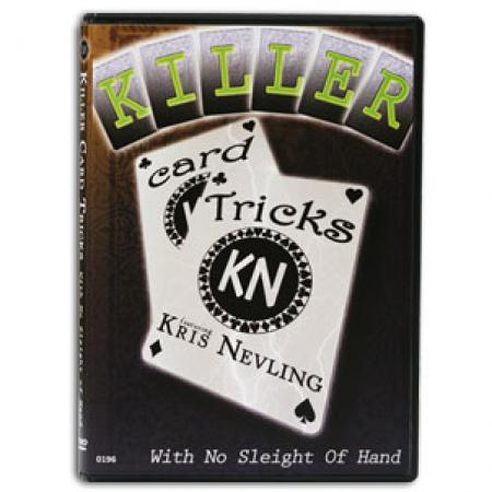 Killer Card Tricks With No Sleight of Hand ()