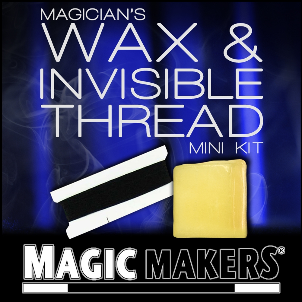 Invisible Thread & Wax Kit - MAGIC MAKERS