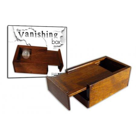 The Vanishing Box- (Rattle Box Original) - Make small objects disappear...