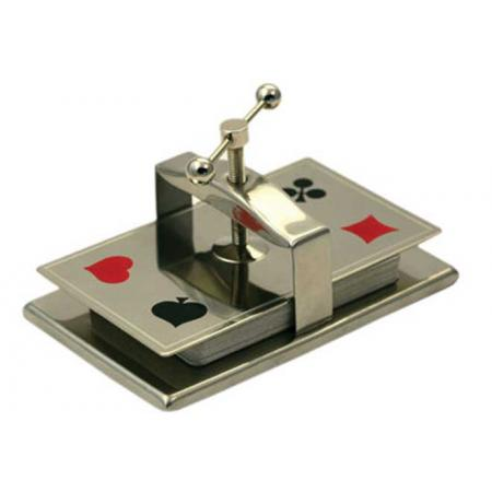 Collector's Card Press- Chrome