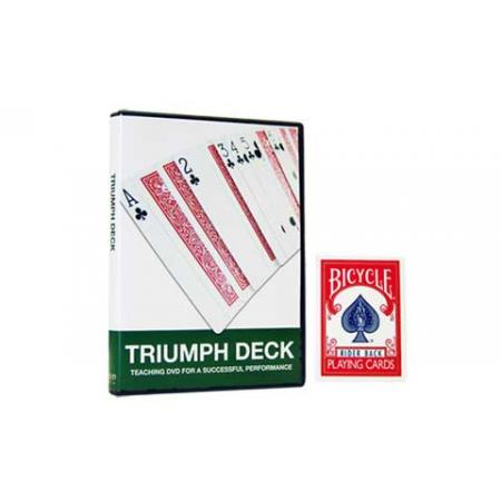 Triumph Deck with Teaching DVD