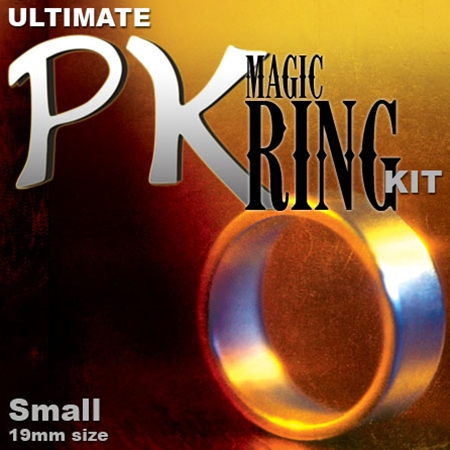 ULTIMATE PK MAGIC RING KIT - With SMALL Size PK MAGIC RING