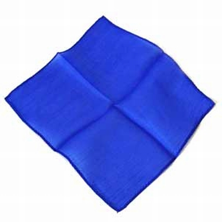 Blue 36 inch Colored Silks- Professional Grade