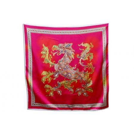 Vintage Dragon Silk