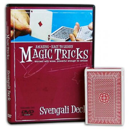 Amazing Easy To Learn Magic Tricks: Svengali Deck Combo
