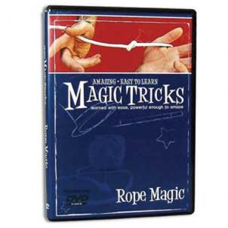 Amazing Easy To Learn Magic Tricks: Rope Magic