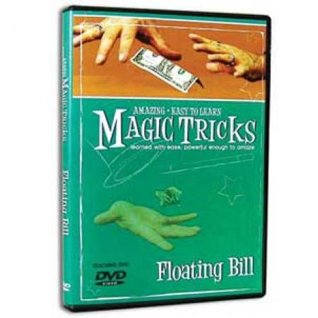 Amazing Easy To Learn Magic Tricks: Floating Bill Combo