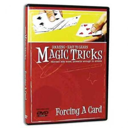 Amazing Easy To Learn Magic Tricks: Forcing A Card