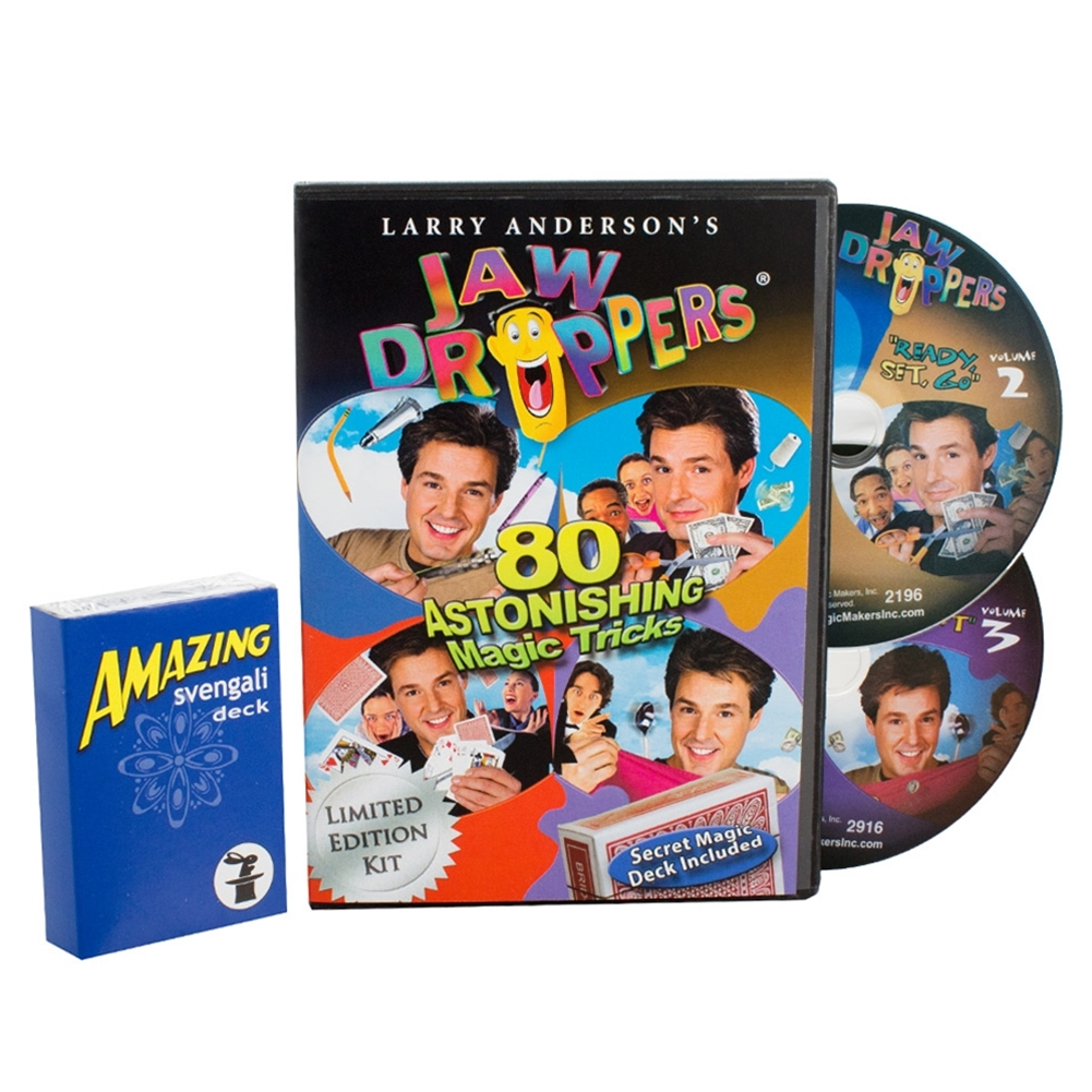 80 Tricks Jaw Droppers Kit - Dozen Pricing