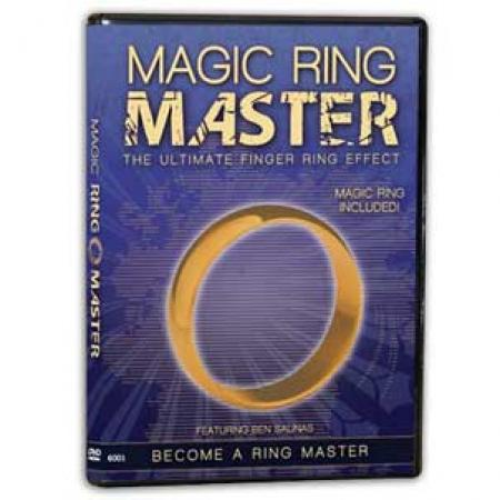 Magic Ring Master DVD - Special Ring Included