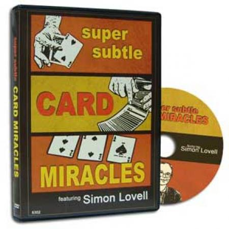Super Subtle Card Miracles 40 Card Tricks