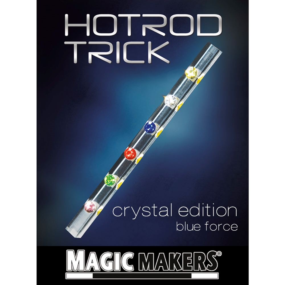 Crystal Hot Rod Trick - Blue