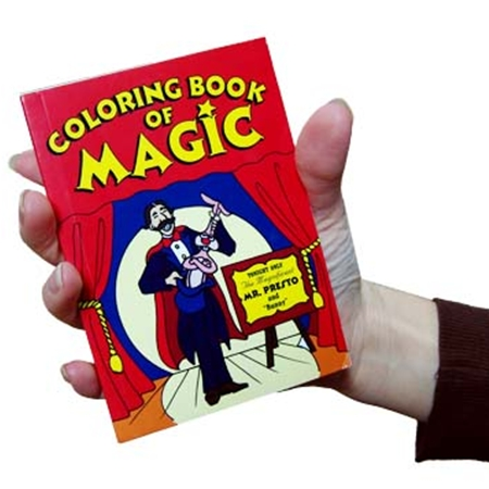 Pocket Size Coloring Book