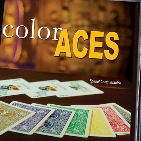 Color Aces Dozen Pricing