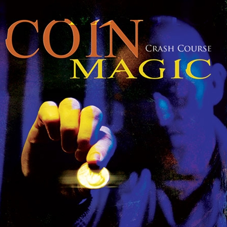 Coin Magic Crash Course DVD