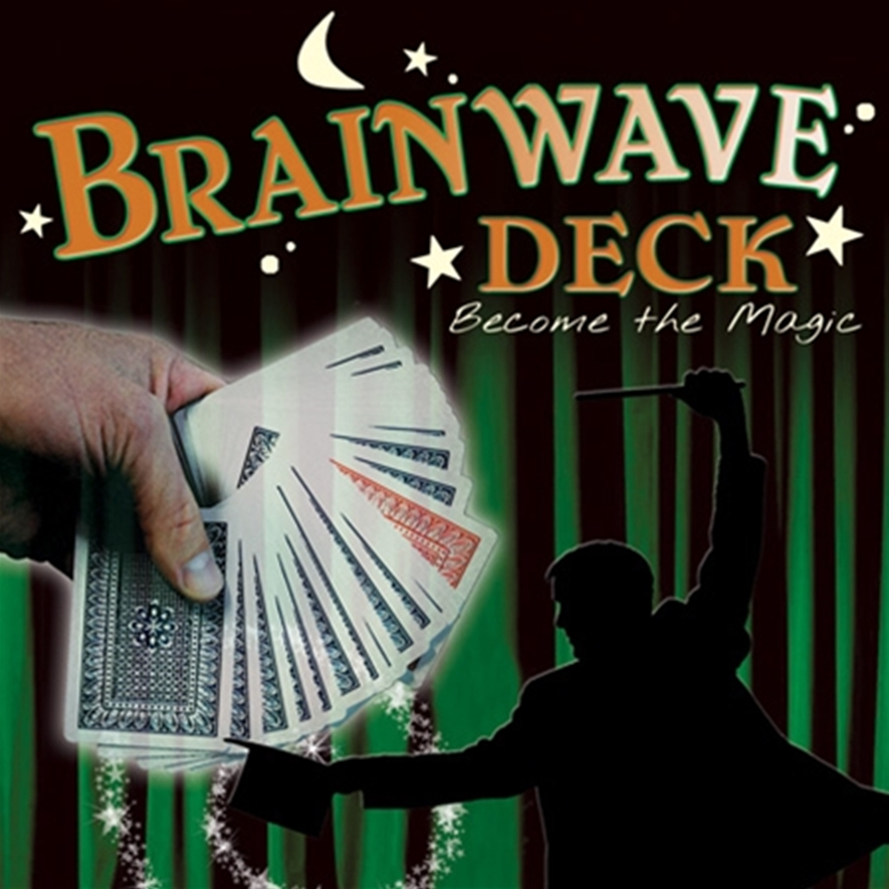 Brainwave Poker Size Deck - Dozen Pricing