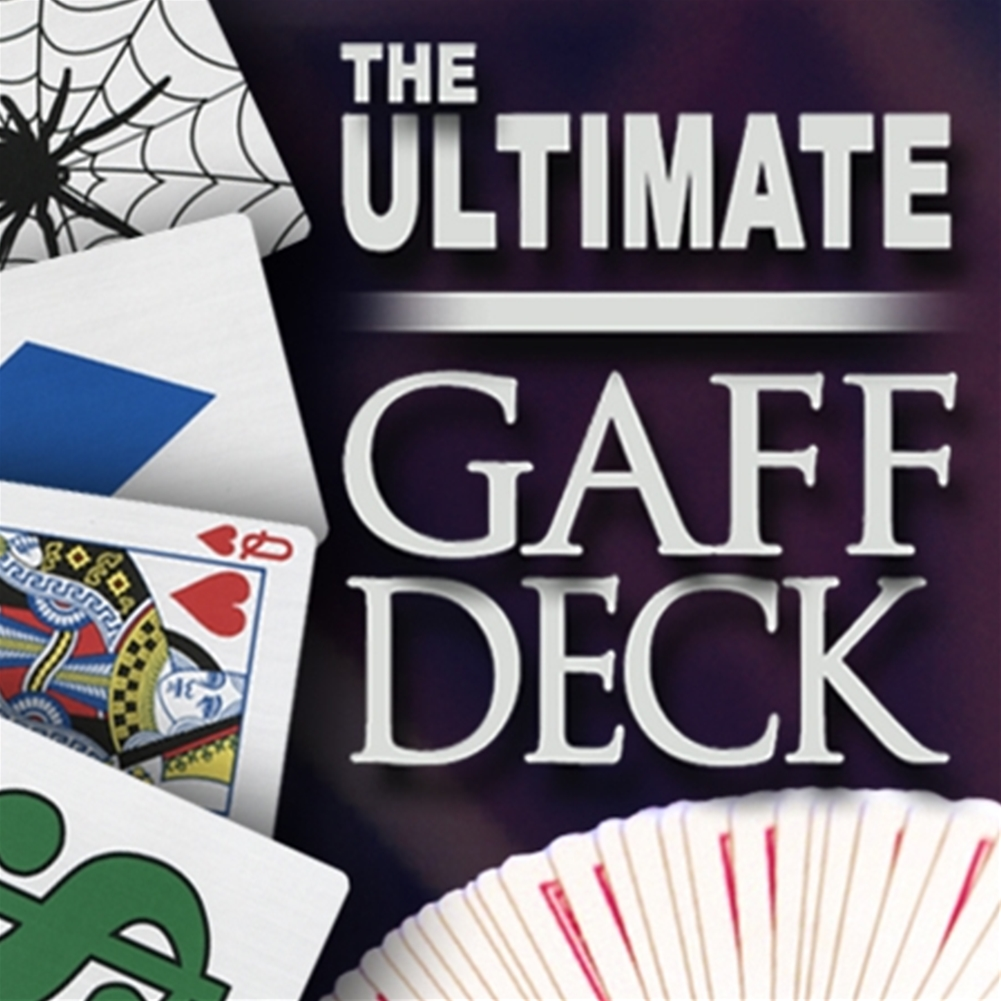 The Ultimate Gaff Deck Kit (Dozen Pricing)