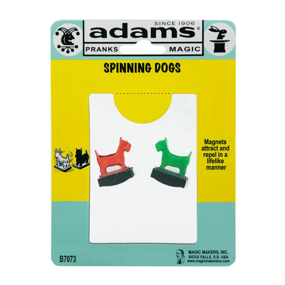 SPINNING DOGS - SS ADAMS