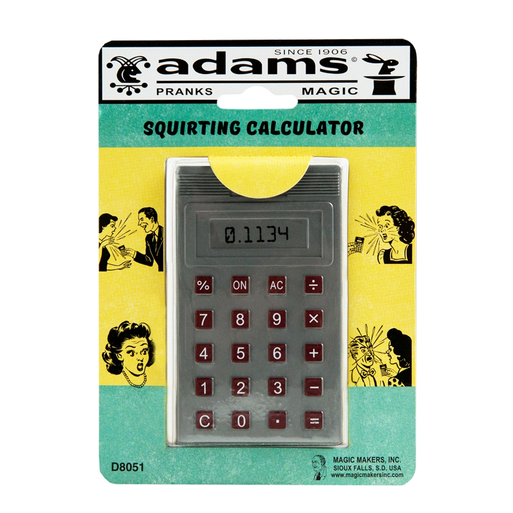 Squirt Calculator 12pk
