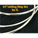 14 inch Linking Ring Set by JL - Tour