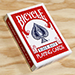 Bicycle Playing Cards Poker (Red) - Ancien Etui pour Magiciens