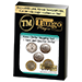 Euro-Dollar Hopping Half (1 Euro and Quarter Dollar) by Tango Magic-Trick (ED004)