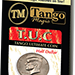 Tango Ultimate Coin (T.U.C)(D0108) Half dollar with instructional DVD by Tango - Tour