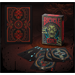 Bicycle Eerie Deck (Red) by Gambler's Warehouse
