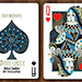 Avant-Garde United Cardists 2017 Playing Cards by Edgy Brothers (Blue)