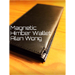 Leather Magnetic Himber Wallet by Alan Wong - Trick
