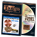 Expanded Shell Half Dollar Magnetic (D0159) by Tango - Tour
