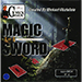 Magic Sword Card (Blue)by Mickael Chatelain - Tour