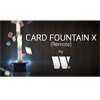 Card Fountain X (Remote) by W - Tour