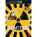 Reaction (Red) DVD and Gimmick by Rizki Nanda and Magic Tao - DVD